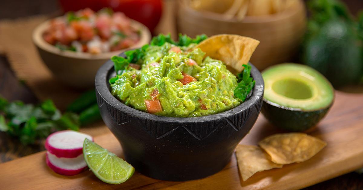 Ven y disfruta el mejor guacamole en Cancún y Acapulco